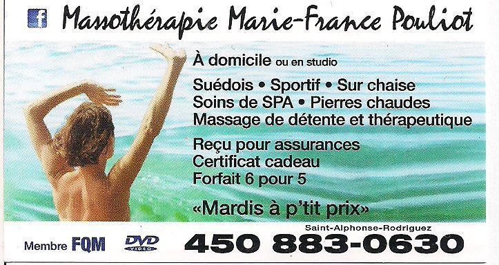 Marie-France Pouliot